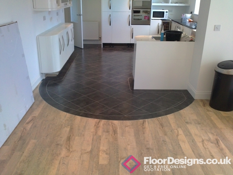 Curves Are Back With Karndean Knight Tile