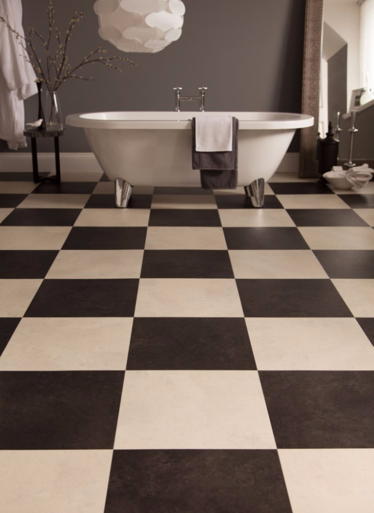 Bathroom Flooring by Karndean