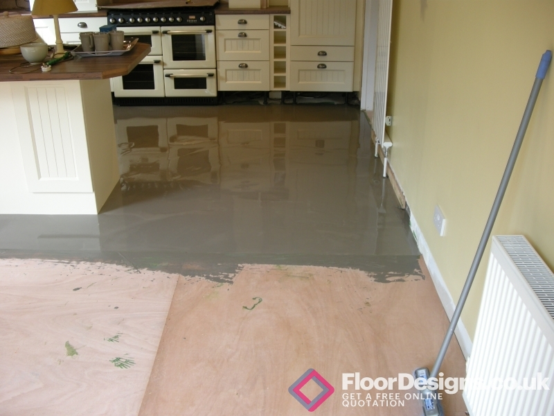 Karndean And Amtico Flooring Preparation