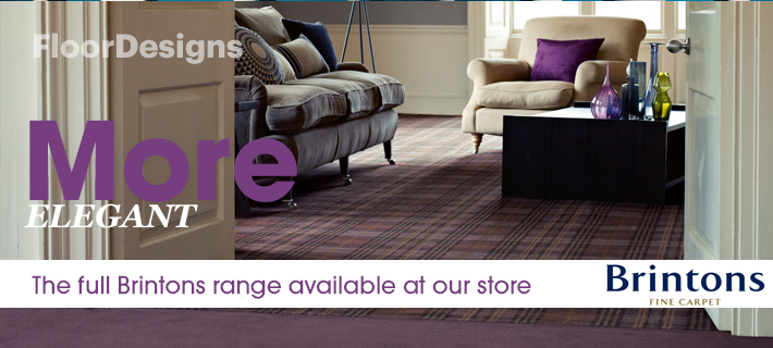 Brinton Carpets at Floor Designs Falkirk