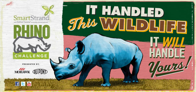Floor Designs Ricko Rhino