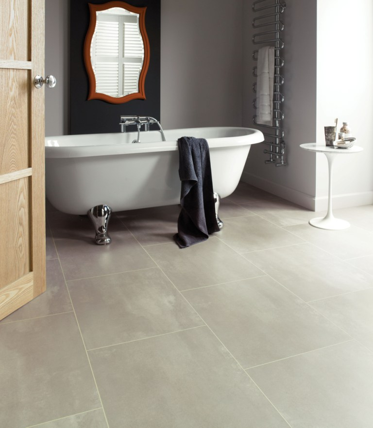 Bathroom Karndean Flooring